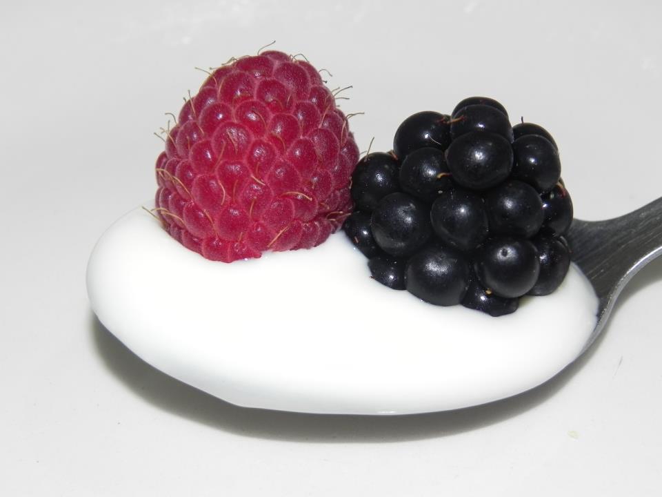 Jogurt sadrži probiotike koje sprečavaju krezubi osmjeh :)