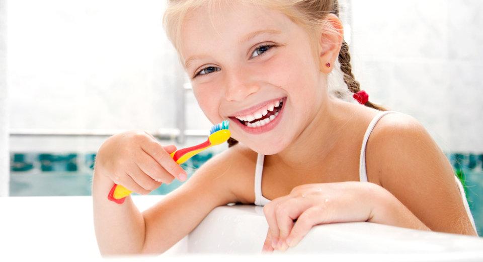 Kako četkati zubiće?