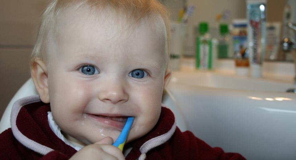 Najvažniji koraci za pravilno četkanje zubi kod djece