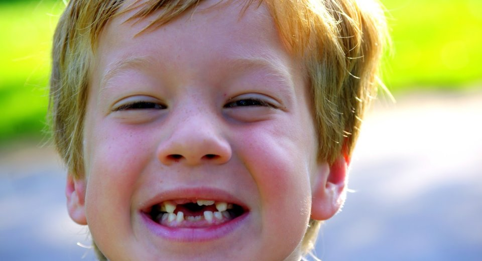 Pripremite dijete za ispadanje mliječnih zubića